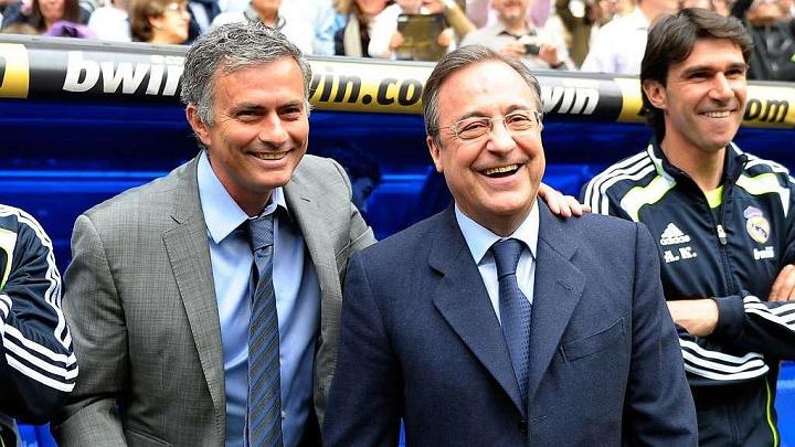 Mourinho Florentino y Karanka