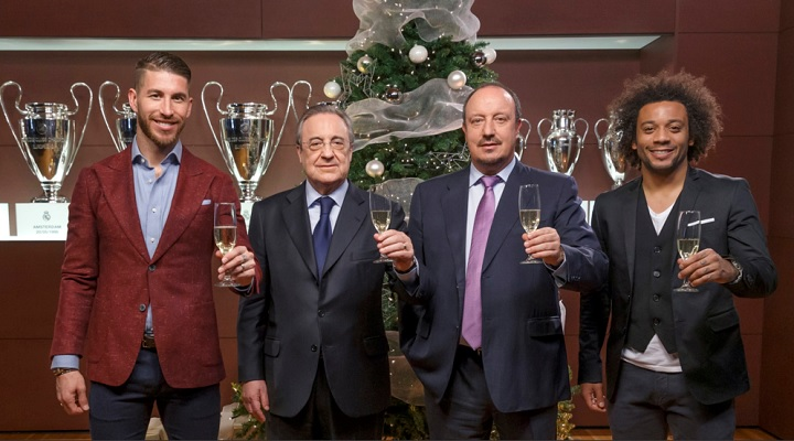 Ramos Florentino Benitez y Marcelo