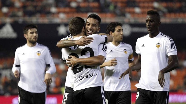 Valencia jugadores