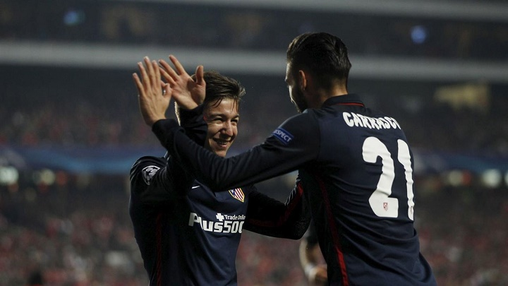 Vietto y Carrasco Ferreira