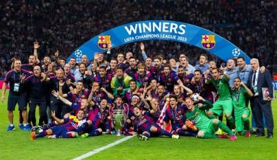 Barcelona Champions Berlin