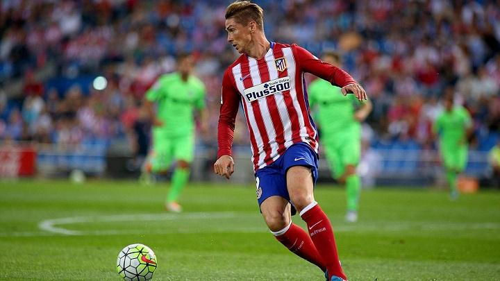 Fernando Torres partido