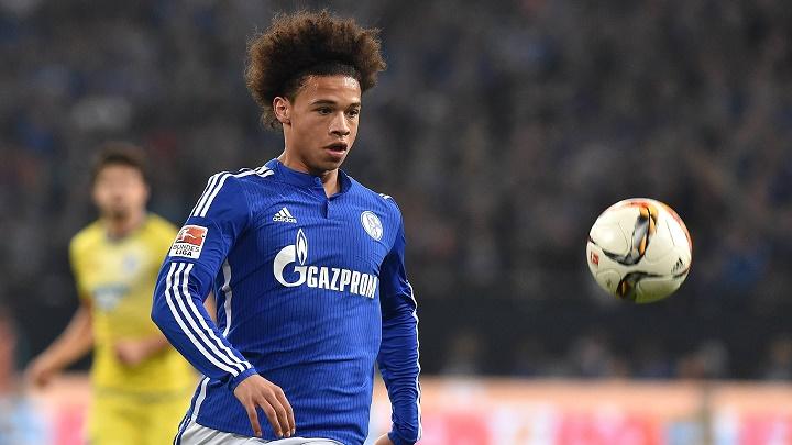 Leroy Sane Schalke 04
