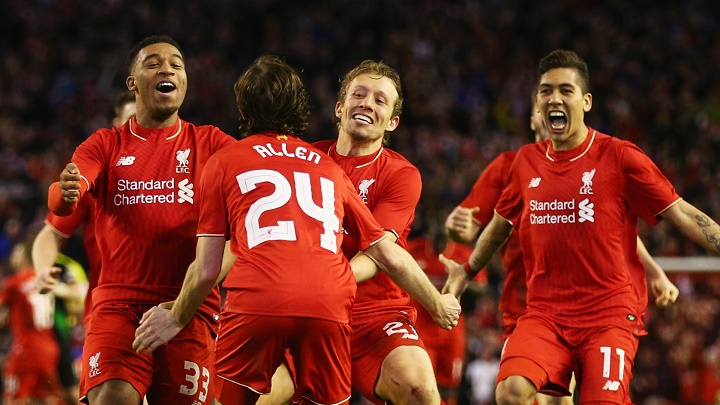 Liverpool Stoke City