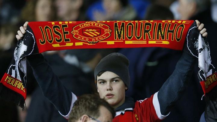 Mourinho Old Trafford 2