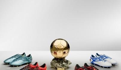 botas Messi Balon de Oro 2