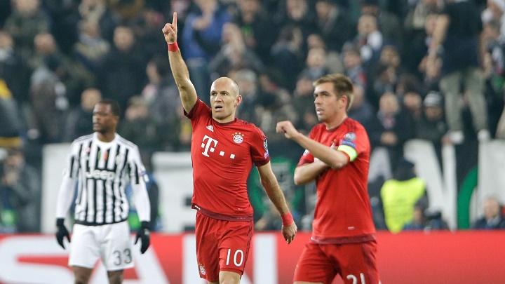 Arjen Robben gol