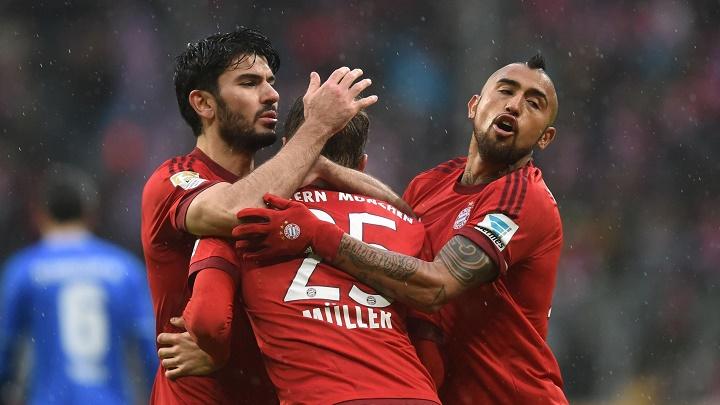 Bayern Darmstadt 98