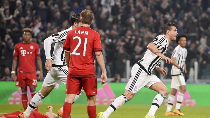 Juventus Bayern