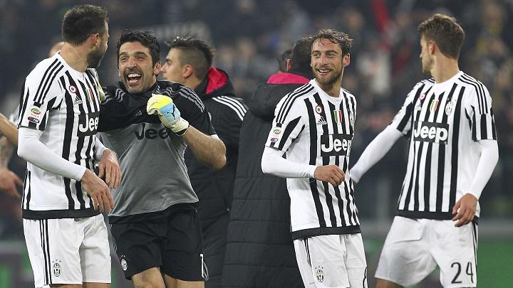 Buffon Marchisio