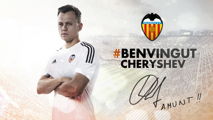 Cheryshev Valencia