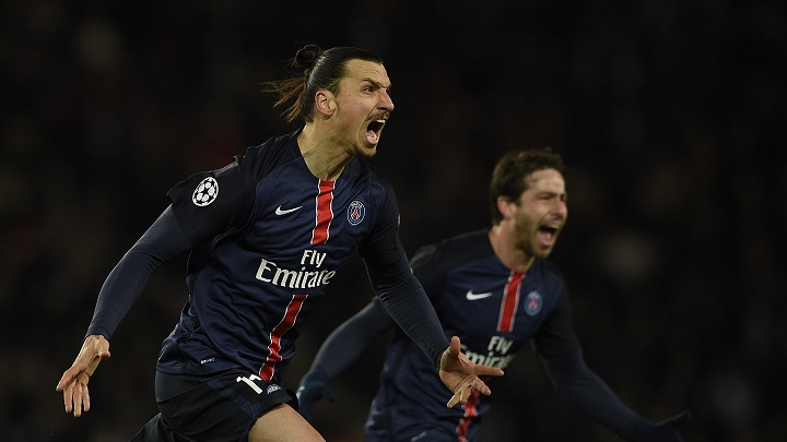 Ibrahimovic gol