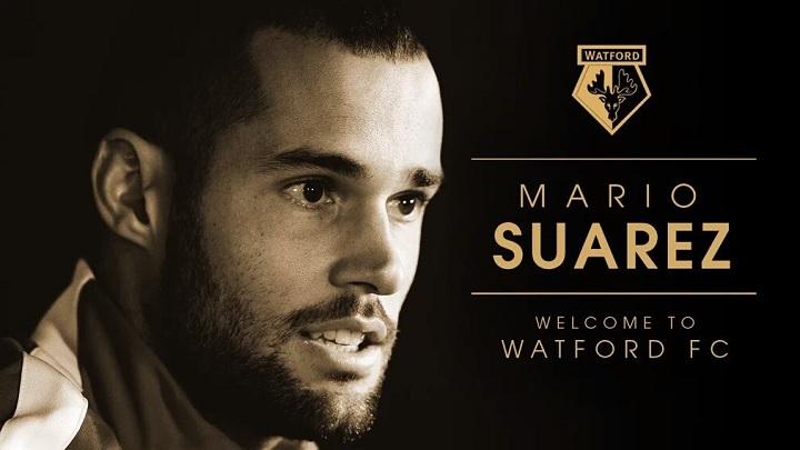 Mario Suarez Watford