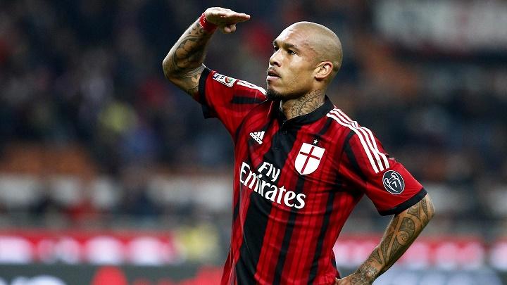 Nigel de Jong Milan