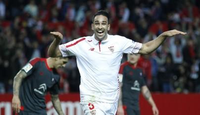 Rami celebrando un gol