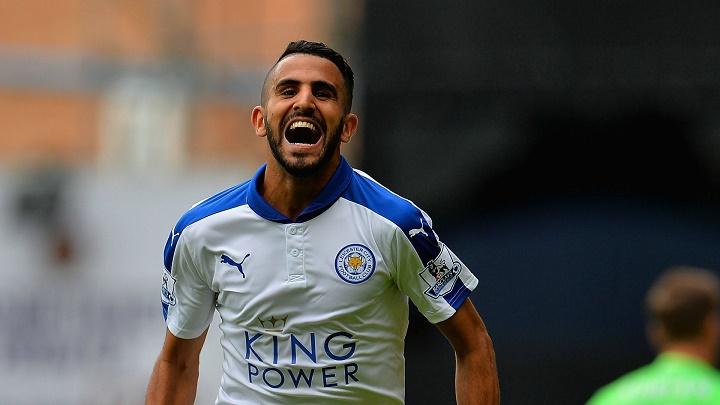 Riyad Mahrez gol