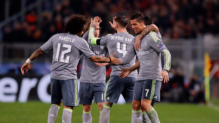 celebracion Real Madrid