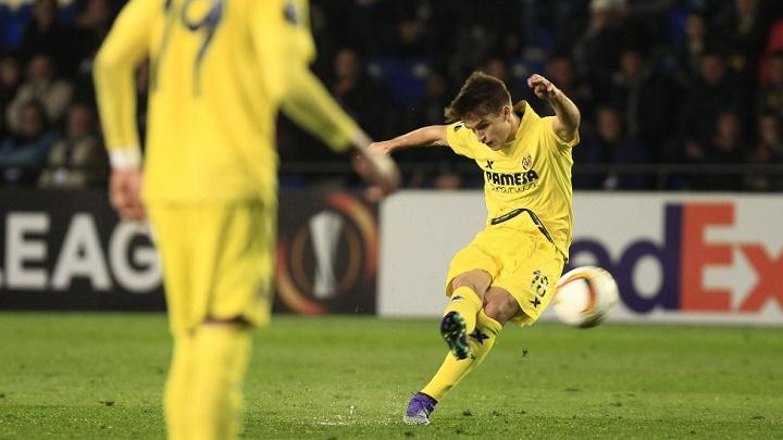 gol Denis Suarez