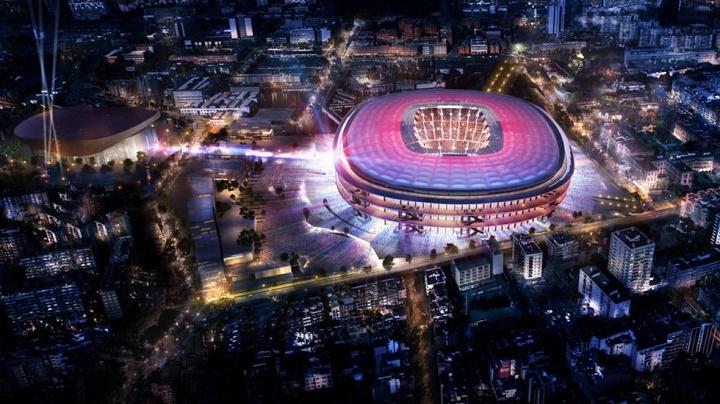 Camp Nou Nikken Sikkei