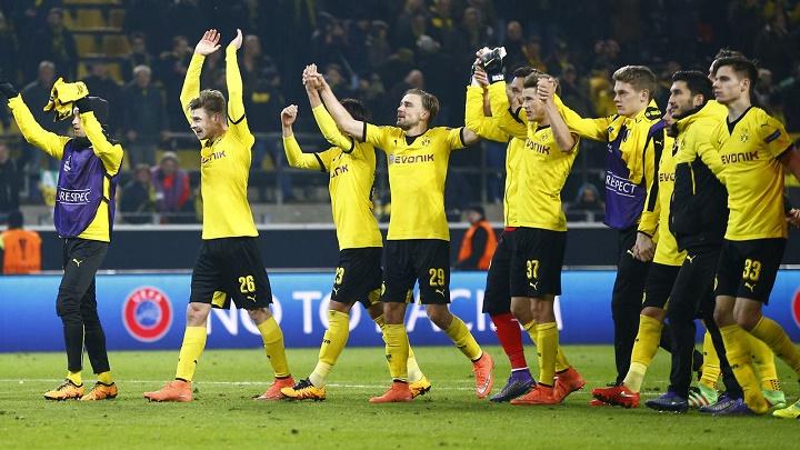 Dortmund Tottenham 2