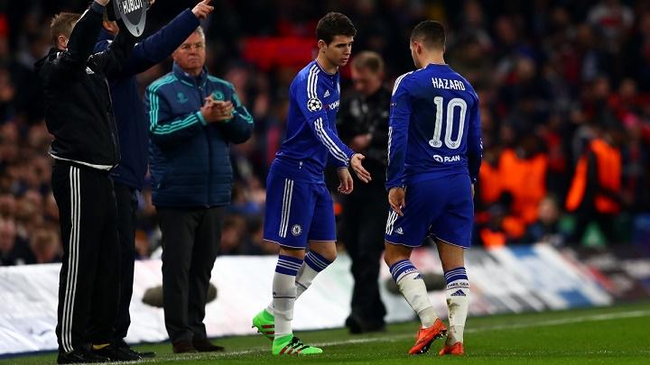 Hazard y Oscar