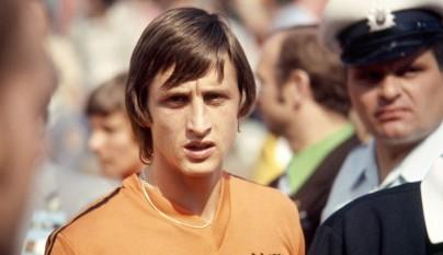 Cruyff con Holanda