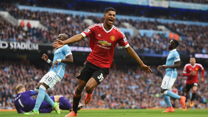 Marcus Rashford City