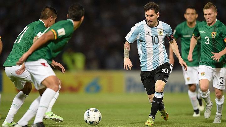 Messi Bolivia