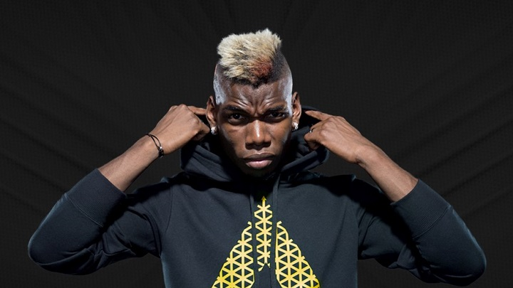 Paul Pogba key visual
