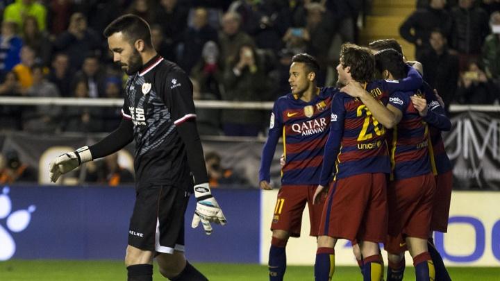 Rayo Barcelona 2