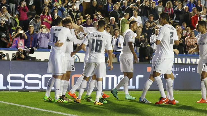 Real Madrid Levante