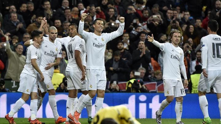 Real Madrid Roma