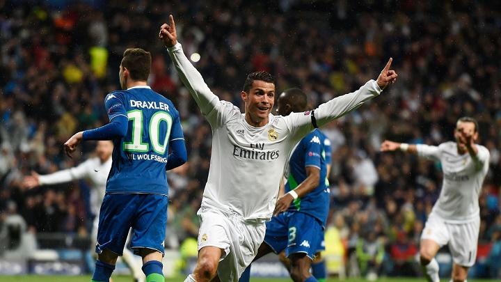 Cristiano Ronaldo gol de cabeza