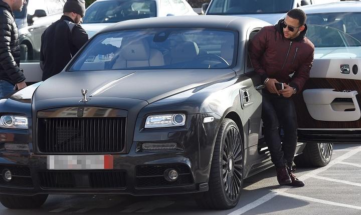 Depay Rolls-Royce