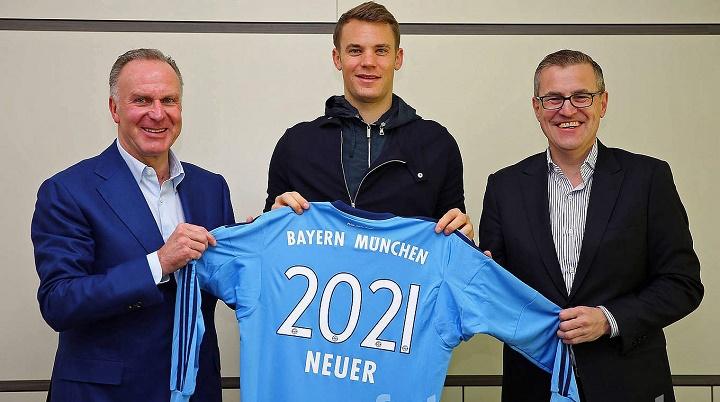 Manuel Neuer 2021