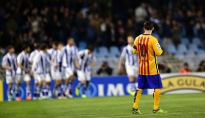Messi Real Sociedad