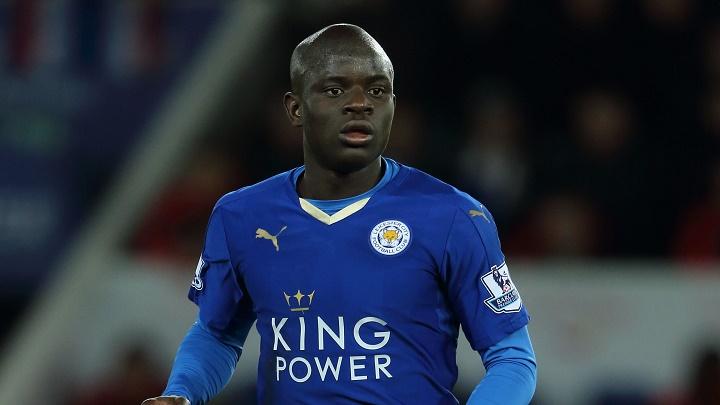 Ngolo Kante Leicester City