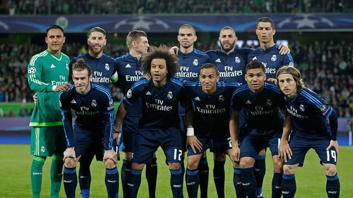 Real Madrid en Wolfsburgo