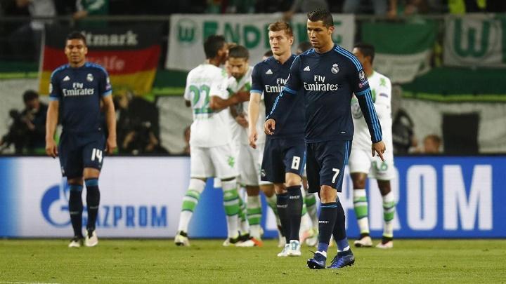 Wolfsburgo Real Madrid