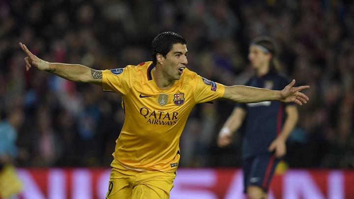 gol de Luis Suarez