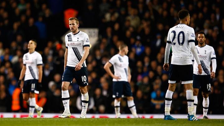 jugadores del Tottenham
