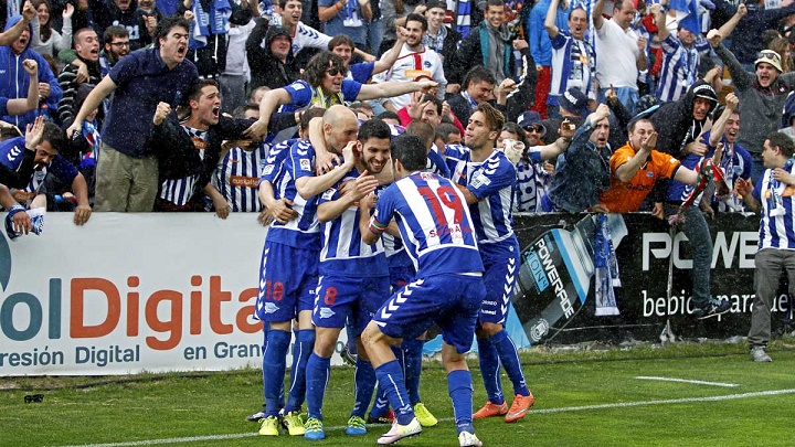 Alaves ascenso