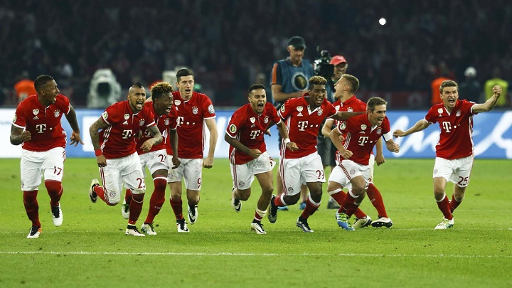 Bayern final Copa de Alemania