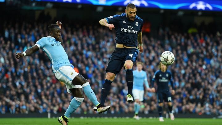 Benzema Manchester City