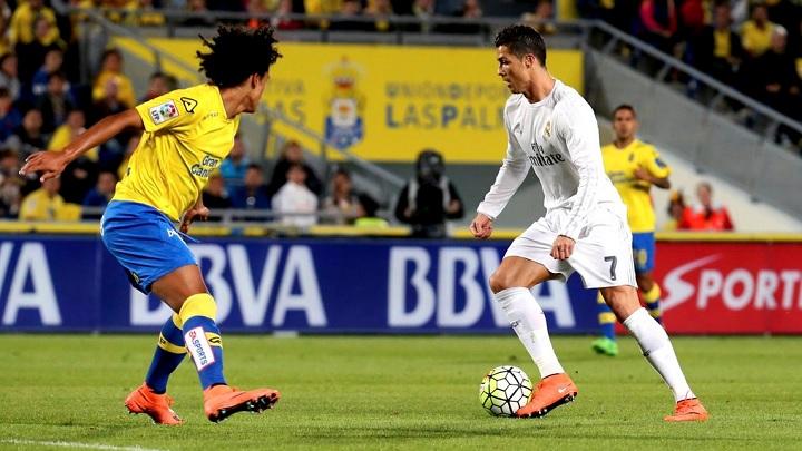 Mauricio Lemos y Cristiano Ronaldo