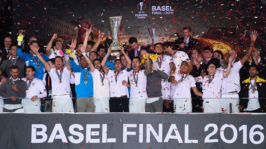 Sevilla Europa League Basilea