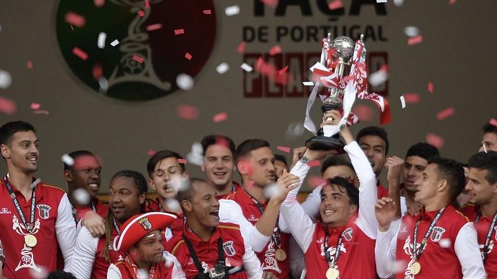 Sporting de Braga Copa Portugal
