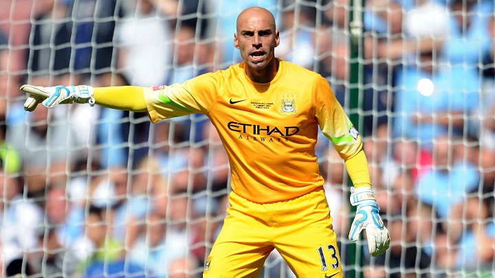 Willy Caballero City