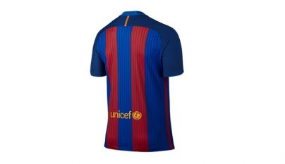 camiseta Barcelona 2016-2017 2