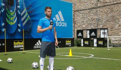 presentacion botas Jordi Alba 1